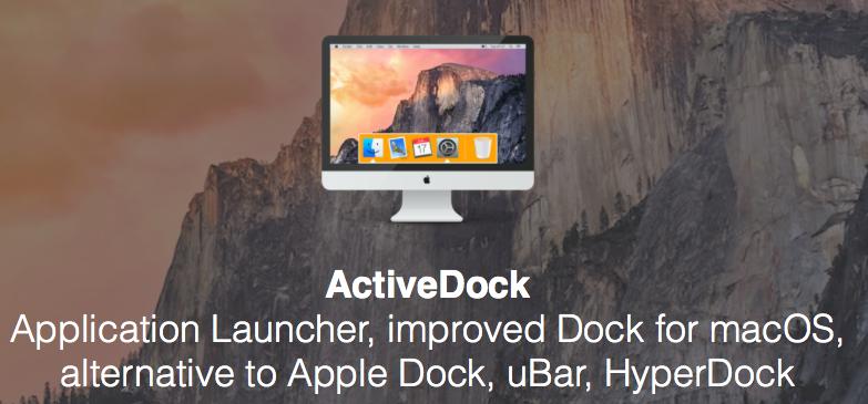 ActiveDock Heade