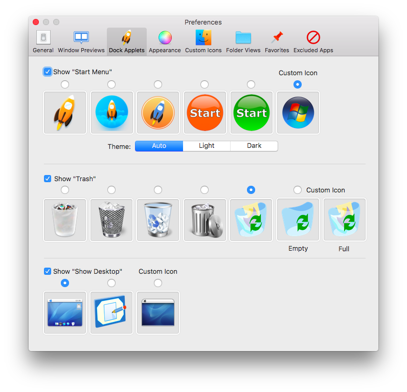 ActiveDock 1.1.20 Mac 破解版 Dock增强工具